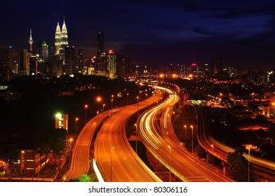 Kuala Lumpur is the capital city of Malaysia.