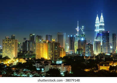 Kuala Lumpur is the capital and the largest city of Malaysia.