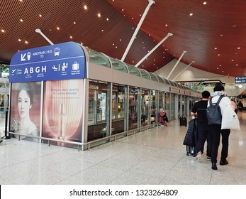 The Kuala Lumpur International Airport (KLIA) - 24th Jan, 2019 - is Malaysia's main International airport and a leading aviation hub in Asia, Malaysia