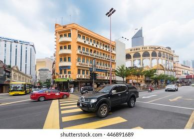 Jalan Tun Tan Cheng Lock Images Stock Photos Vectors Shutterstock