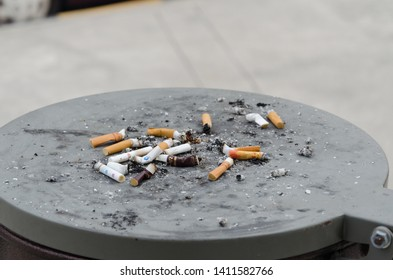 Kuala Lumpur / Malaysia - 03 29 2019: World No Tobacco Day is observed around the world every year on 31 May. It is intended to encourage a 24-hour period of abstinence from all forms of tobacco consu