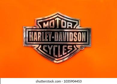 graphic regarding Printable Harley Davidson Logo named Harley-davidson Illustrations or photos, Inventory Images Vectors Shutterstock
