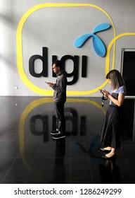 Kuala Lumpur - Malaysia, 16 January 2019- Digi Telecommunications Sdn. Bhd., DBA digi, is a mobile service provider in Malaysia.