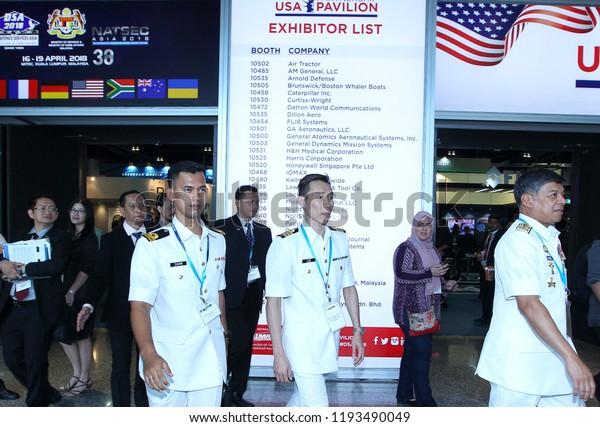Kuala Lumpur Malaysia Asian Defense Services Stock Photo (Edit Now