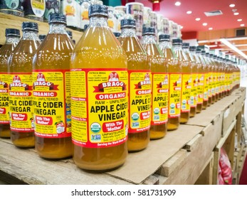 KUALA LUMPUR, MALAYSIA, February 18, 2016: BRAGG Organic Apple Cider Vinegar is now the market leader in the premium acv market segment in Malaysia with wide distribution at retail stores.