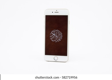 Quran App Stock Photos, Images & Photography   Shutterstock