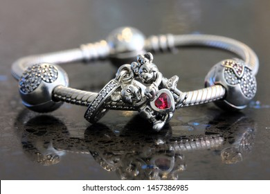 c4d63da4969 Pandora Bracelet Images, Stock Photos & Vectors | Shutterstock