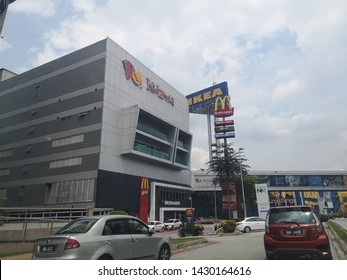 KUALA LUMPUR , MALAYSIA - JUNE 1, 2019:  Mexico-based KidZania offers kids learning experiences in all role-play activities. An indoor edutainment centre. Its founder and president is Xavier Lopez Anc