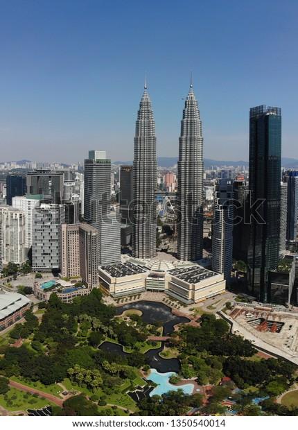 Kuala Lumpur Malaysia Mar 22 2019 Stock Photo Edit Now