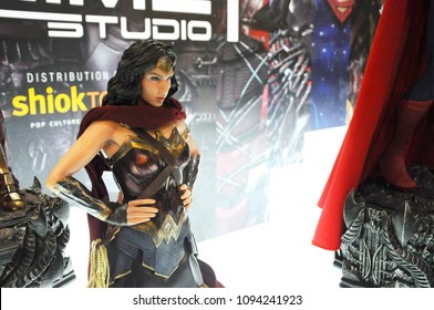 CHOOSE YOUR SIZE Wonder Woman Poster Batman v Superman Gal Gadot Movie FREE P+P