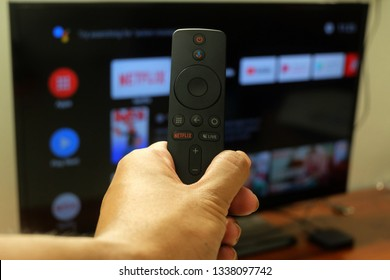 Android Tv Images, Stock Photos & Vectors | Shutterstock