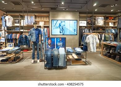 nuovo arrivo fd3fc 33e8f Levis Shop Images, Stock Photos & Vectors   Shutterstock