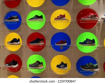 Shah Alam Malaysia August 2018 Adidas Stock Photo Edit Now