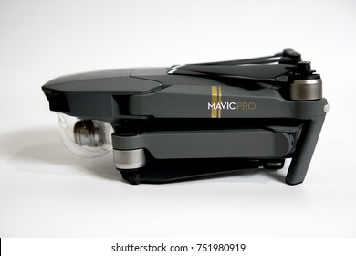 KUALA LUMPUR, MALAYSIA: Nov 5, 2017 - Newly arrived Mavic Pro drone, the most sophisticated and advance drone is now available for consumer in South East Asia region, Malaysia.