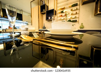 Modern Sink Kitchen Images Stock Photos Vectors Shutterstock