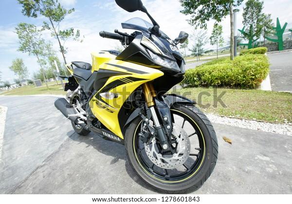Kuala Lumpur Malaysia October 202018 Motorcycle Stock Photo Edit
