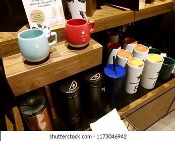 Starbucks De Y ImágenesFotos Stock Sobre Tumblers Vectores vm8nN0Ow