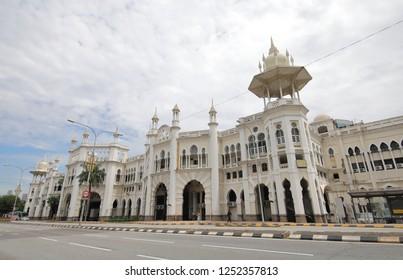 Kuala Lumpur old train station in Kuala Lumpur Malaysia