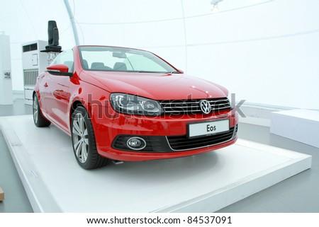 KUALA LUMPUR SEPT VW EOS Stock Photo Edit Now - Eos car show