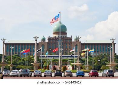 KUALA LUMPUR/MALAYSIA - Jun 6,2014 :Putrajaya Parliament