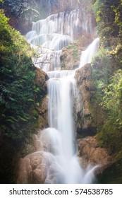 Kuangsi Waterfall, Luang Prabang, Laos