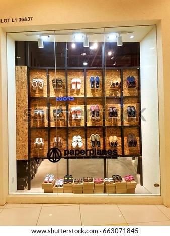 Paperplanes Is A Famous Shoes Store In South Korea And Also Asia