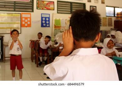 Indonesian Elementary School Images, Stock Photos & Vectors