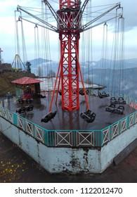 Kufri Amusement park rides, Shimla, Himachal Pradesh