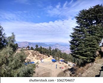 Kufri Hill, Himachal, India