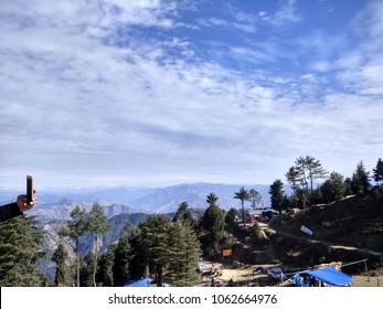 Kufri Hills near Simla