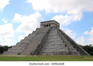 Kukulcan temple