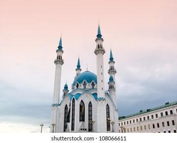 The Kul Sharif mosque, Kazan, Russia