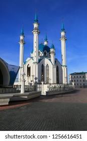 Kul Sharif Mosque in Kazan. Russia