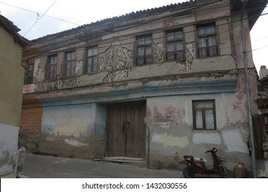 Kula turkey old historic houses Manisa 15 June 2019