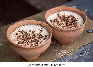 Kulhad (Indian Clay Pot)- Coffee
