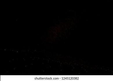 Kumano City, Mie Prefecture Maruyama thousand Paddy field landscape and night scene