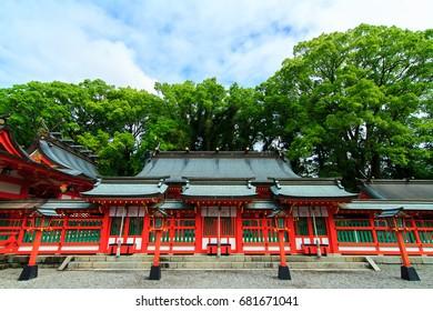 Kumano Hayatama Taisha, Shingu, Wakayama Prefecture, Japan