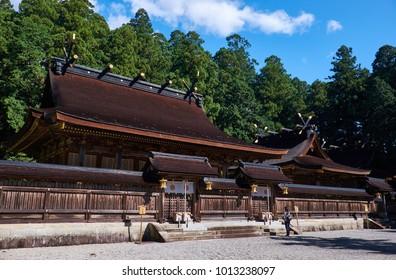 Kumano Hongu Taisha shinto shrine