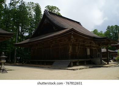 Kumano Shrine temple Japan
