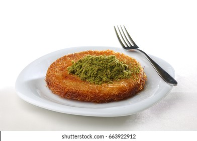 kunefe/a traditional dessert from middle east