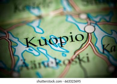 Kuopio. Finland