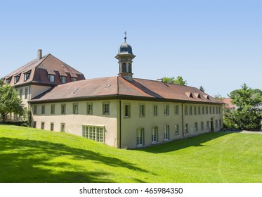 Kupferzell castle located in the Hohenlohe area in Southern Germany