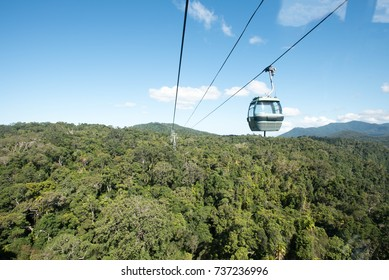 Kuranda Sky Rail Rainforest Cableway, Kuranda, Queensland, Australia