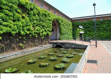 Kurashiki Ivy Square. Kurashiki, Japan