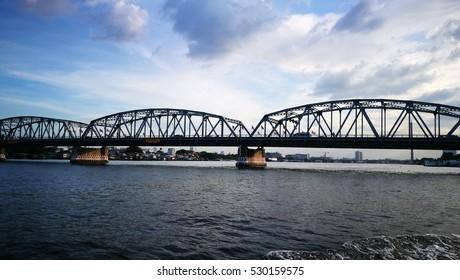 Kurng Thon Bridge (Sung Hee), Bangkok