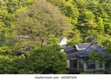 kurokawa onsen in kumamoto