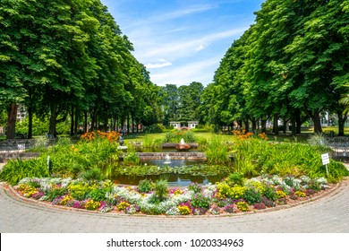 Kurpark, Bad Neuenahr-Ahrweiler, Germany