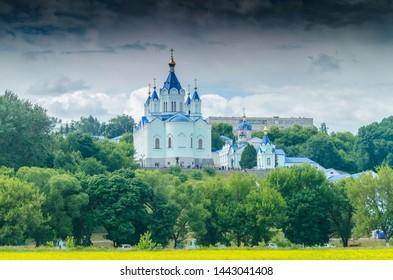 Kursk Radical deserts Rozhdestvo-Bogorodichnaya. Russia, Kursk region, Zolotukhinsky district, town of Svoboda - Shutterstock ID 1443041408