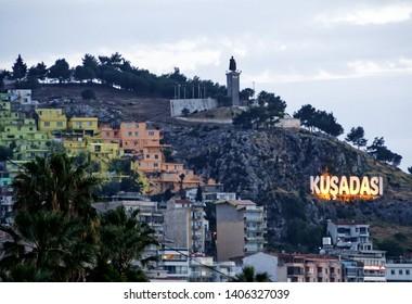 Kusadasi, Turkey 05/09/18 kusadasi view