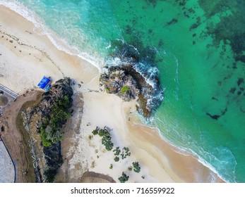 Kuta Mandalika Beach Lombok
